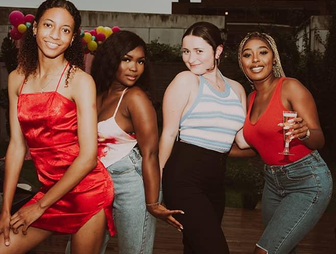 Phoenix staff party